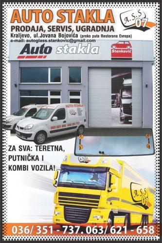 Autostakla Stankovic